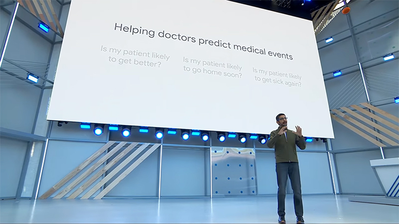 Google I/O '18 – Google Duplex may reduce human vocal interaction