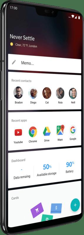 OnePlus 6_side