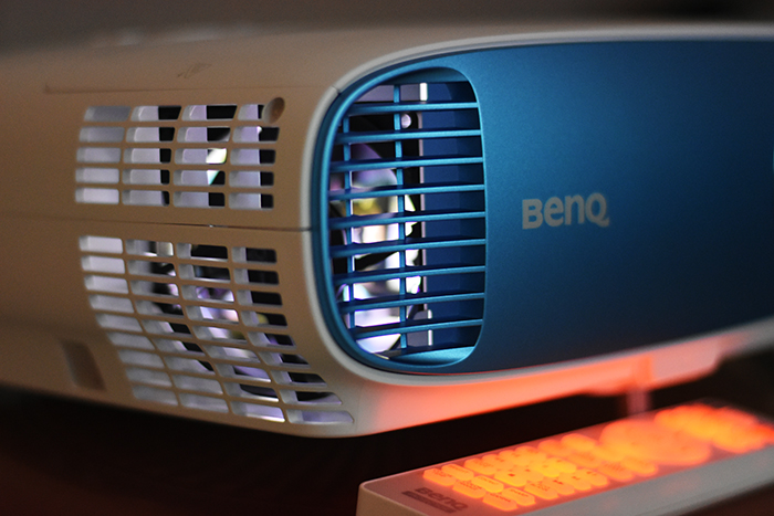 Benq-TK800-Projector-Cooling-Fan