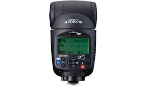 Canon Speedlite 470EX-AI-back