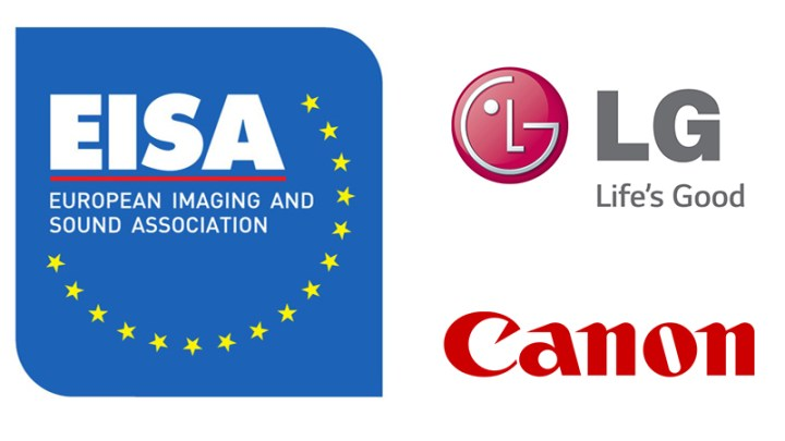 LG Electronics and Canon earn recognition in EISA Awards