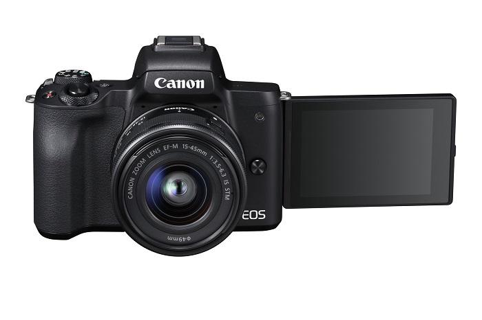 EOS M50 BK EF-M15-45