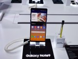 Samsung launched Galaxy Note9 smartphone in UAE