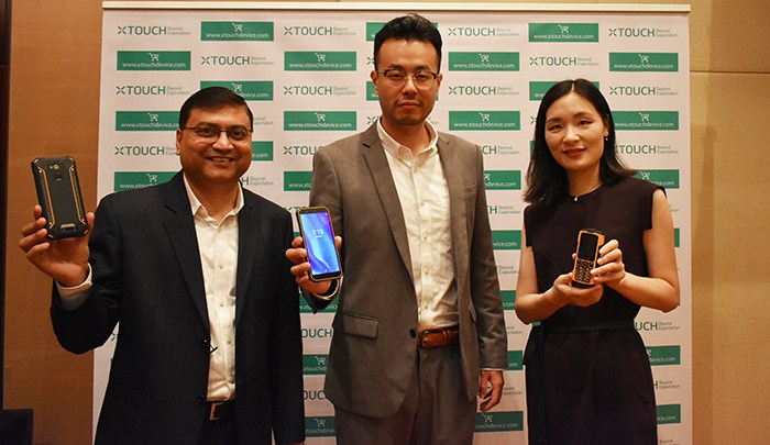 XTouch launches rugged XBot family of phones in UAE at affordable costs
