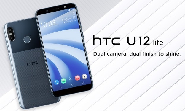 HTC U12 smartphone unveiled for the global market