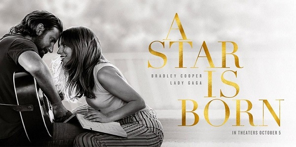 """Review of Movie """"A Star is Born"""" (2018)"""