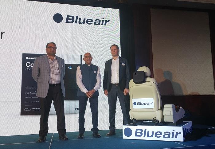 Blueair launched Cabin Air_ Purifier for UAE market
