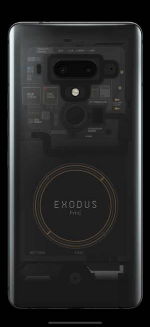 HTC-Exodus-smartphone