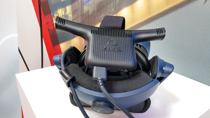 HTC Vive showcased Vive Wireless Adaptor for VR in Gitex Tech Week – 2018