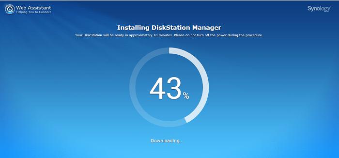Installation of DSM Software