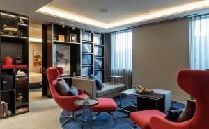 Super Hero Suite Lounge