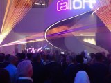 The opening of Aloft City Center Deira