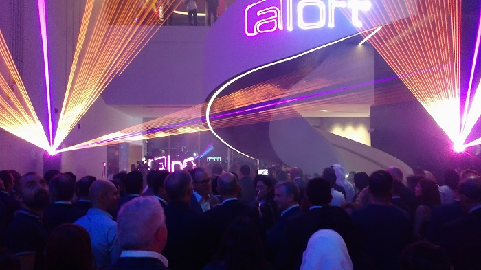Majid Al Futtaim and Marriott International opens Aloft City Centre Deira with VOX Cinemas' first OUTDOOR cinema