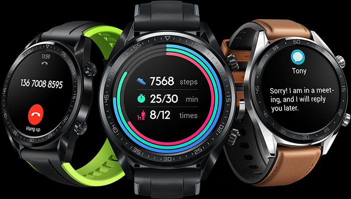 HUAWEI-WATCH-GT-Displays