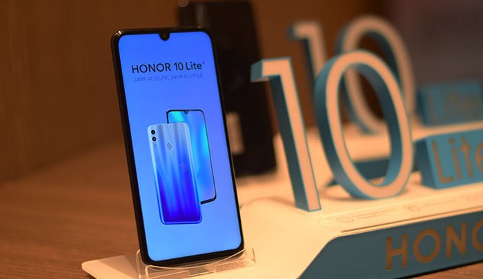 HONOR 10 lite smartphone launched for Middle East market at AED799