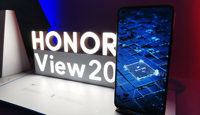 HONOR VIEW20 launched for UAE market at AED2399
