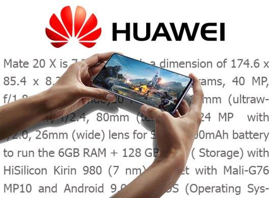 HUAWEI-Mate-20-X-Profile