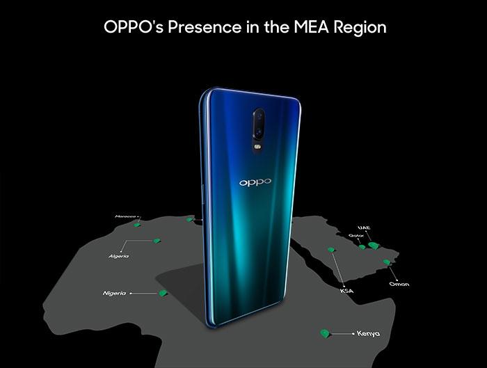 OPPO opens new regional HUB in Dubai
