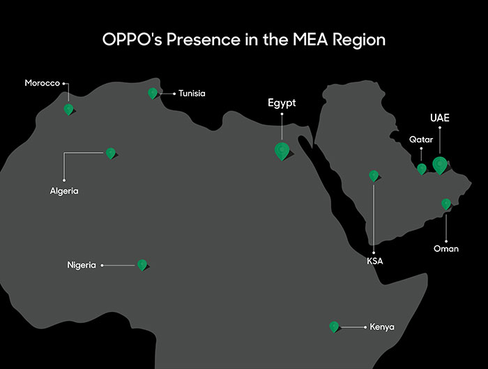 OPPO-Presence-in-Middle-East