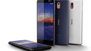 HMD Global's Nokia 3.1
