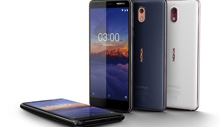 HMD Global's Nokia 3.1 will start receiving the Android 9 Pie upgrade from today