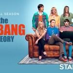 THE BIG BANG THEORY on STARZ PLAY