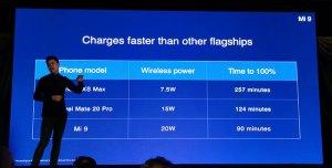Xiaomi-Mi9-Phone-charging-comparison