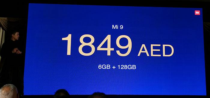 Xiaomi-Mi9-Price