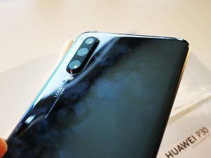 Huawei launches the Huawei P30 series smartphones for the Middle