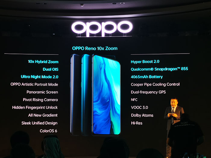 OPPO unveils RENO Series of smartphones for Middle East