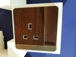 Schneider-Electric_Wooden-finish-Switch-with-Plug-point