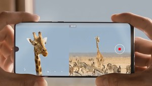 Huawei P30 - Dual-View-Video