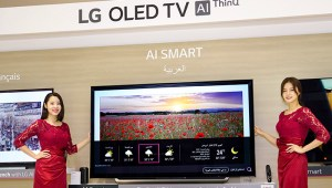 LG - ARABIC SUPPORTED AI TVS