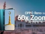 OPPO Reno 60x Zoom_