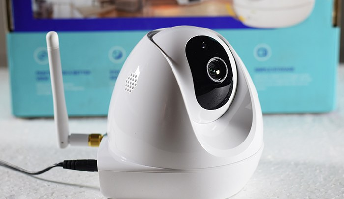 Review of TP-Link's NC450 – Wireless Cloud (IP) Camera