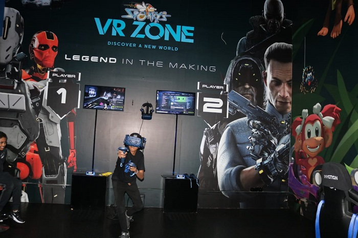 Sparky's VR Zone to Throw its Doors Open on Eid Al Fitr in Abu Dhabi