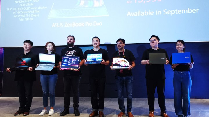 ASUS Middle East Launches the 2019 New Line-Up of ROG Gaming and Consumer Devices