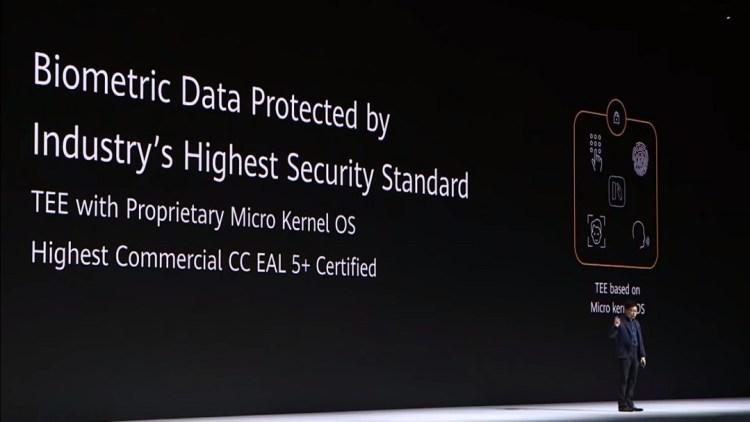 Huawei- Biometric Data Protection
