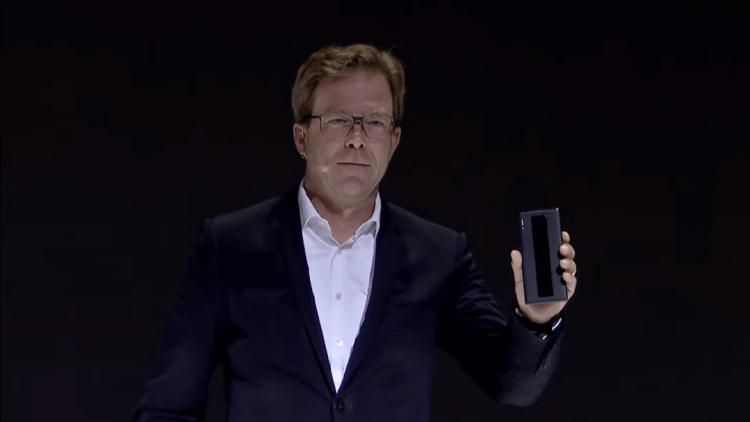 Huawei Mate 30 RS- Jan Becker- CEO, Porsche Design