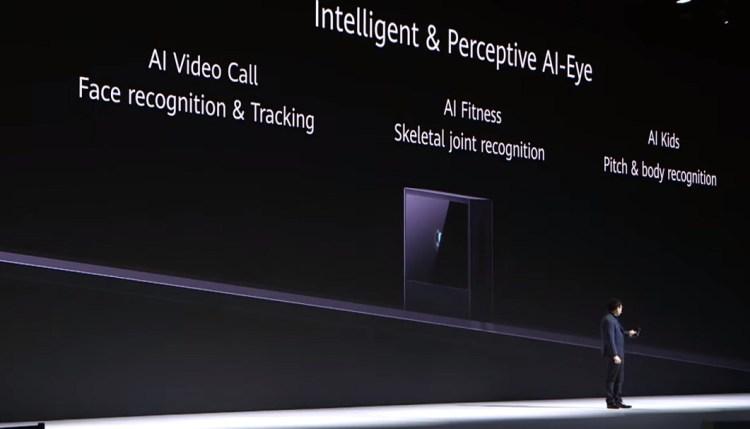 Huawei Vision- Al- Eye- Camera