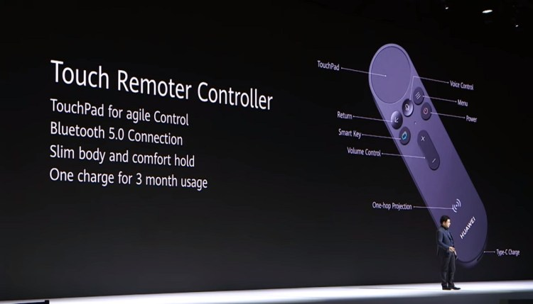 Huawei Vision- Remote_control