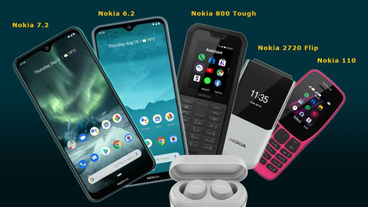 IFA 2019 News: HMD Global launches New Nokia Smartphones and Feature Phones