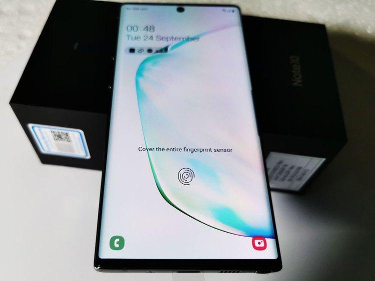 Samsung_Galaxy_Note10-In_screen-Ultrasonic_Fingerprint+Scanner