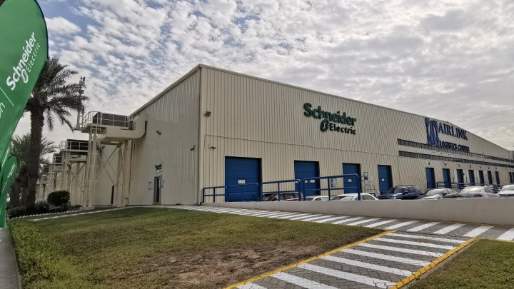 Schneider Electric Opens its New Smart Distribution Center Facility in Dubai UAE
