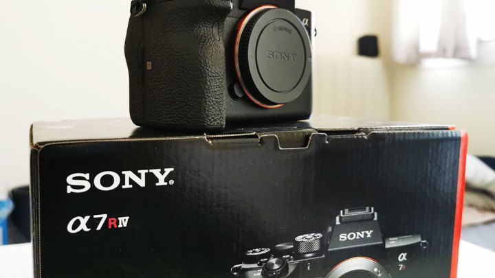 Review of Sony α7R IV 35 mm full-frame camera – UAE