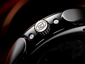 Parmigiani Fleurier Hijri Calendar Wristwatch-Side button