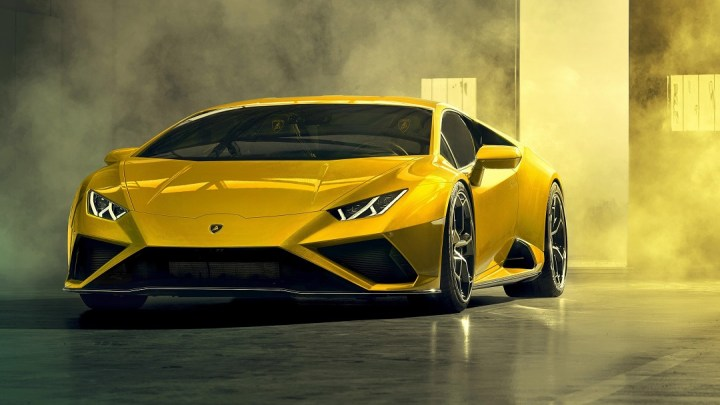 Automobili Lamborghini announces the Huracán EVO Rear-Wheel Drive (RWD) and expected in 2nd Quarter of 2020