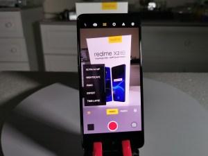 Realme X2 Pro Smartphone - Camera- Additional Options