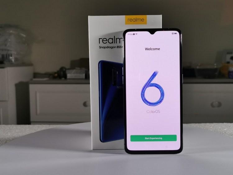 Realme X2 Pro Smartphone -ColorOS