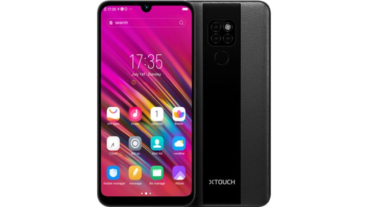XTOUCH launches S40 smartphone with Triple Cameras at AED 399
